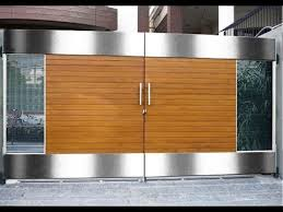 Modern Creative MAIN GATE Design Ideas For Home 40 Plan N Design Inspiration Home Gate Design