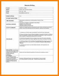 Indian Resumeat Toreto Co Teacher Doc For Fresher Sample Resume