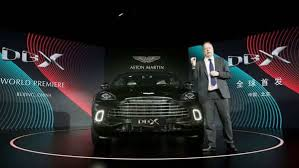 Aston Martin Names Mercedes Amg Head Tobias Moers As Chief In Shakeup