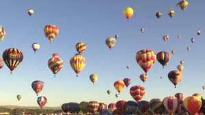 <b>Hot air balloons</b> finally rise at New Mexico fiesta - YouTube