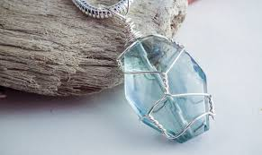see a crystal pendant in a jewelry and think wait i can probably make that you re right you totally can making your own wire wrapped stone