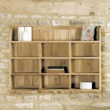 scribed oak effect home. Baumhaus Mobel Solid Oak Fully. Reversible Wall Rack Fully Scribed Effect Home