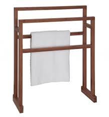 Furniture Free Standing Towel Rack Beautiful Bathroom Inspiring