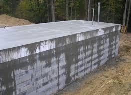 steel reinforced concrete shelter