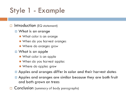 writing the compare contrast essay compare contrast  designed  5 style
