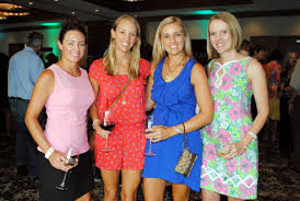 PHOTO GALLERY: Savor Sarasota Restaurant Week Kick-off Party - Alli Werner,  Corey Talbot, Beth Manley and Jessica Hays | Your Observer