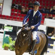 Peder Fredricson leads the top squad to Helsinki! - Helsinki International  Horse Show