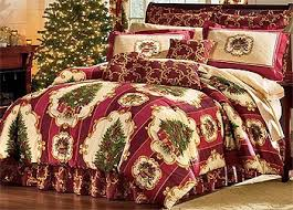 49 best Christmas Quilts images on Pinterest | Candies, Crafts and ... & Christmas Tree Comforter Set Adamdwight.com
