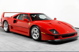 With the largest range of second hand ferrari cars across the uk, find the right car for you. Autotrader Find 1990 Ferrari F40 For 1 5 Million Autotrader