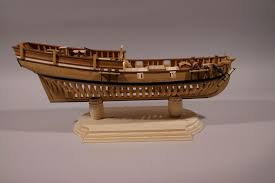 picture of build a plank on frame model ship