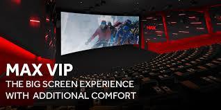 Max Cinema Experience In Doha Vox Cinemas Qatar