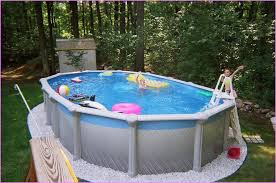 above the ground pool landscaping pictures with above ground pool landscaping