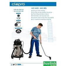 Máy hút bụi công nghiệp Clepro S1 15 - 15 lít - Hút khô và Ướt