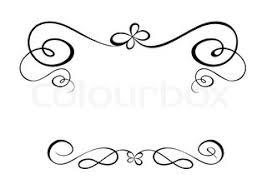 green doodle hand drawn herb border vector, greeting, invitation Wedding Card Frame Vector Wedding Card Frame Vector #28 wedding card border vector