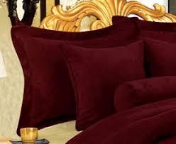 velvet pillow shams. Exellent Pillow Velvet Pillow Shams By Bedroom Creations Throughout