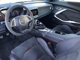 2018 chevrolet camaro zl1.  zl1 2018 chevrolet camaro zl1 1le interior for chevrolet camaro zl1
