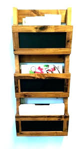 mail sorter for home hanging organizer office various wall ideas shelf plans junk storage full size