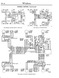 general motor wiring color repair guides wiring diagrams wiring small resolution of power windows 65 gm including the 6 window cadillac figure a general electric motor wiring diagram