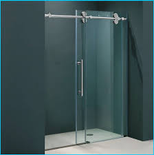 gorgeous frameless sliding shower doors glass door with prepare 13