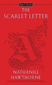 Scarlet Letter Book Cover The Scarlet Letter Signet Classics Nathaniel Hawthorne Brenda