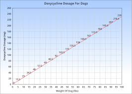 Doxycycline For Dogs Dosage Chart Doxycycline For Dogs Veterinary Place