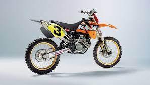 2000 Ktm 520 Sx Joel Smets Ktm Factory Ktm Bike