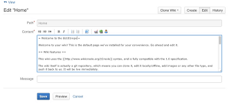 Edit Wiki Update Wiki Pages Bitbucket 101 Guides