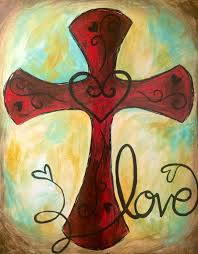 paintings of crosses 69 best acrylic paintings crosses images on cross picture