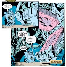 harry tabeshaw a minor recurring character in this series appears for the first time this issue it s revealed that he helped ronald parvenue track and