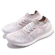 Details About Adidas Ultraboost Uncaged White Shock Cyan Multi Color Men Women Shoes B37691