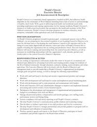 Office Manager Job Description For Resume