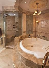 luxury master bathrooms. Luxury Master Bathrooms. Sitting Area In The Shower For Shaving And Jet Tub. Perfect...more Of A Want Bathrooms Y