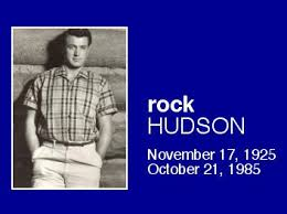 「Rock Hudson died aids」の画像検索結果