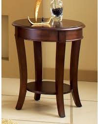 side end table traditional cherry