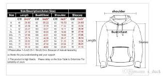 Unisex Hoodie Size Chart Us 2019 Trippy Hamsa Printed 3d Hoodies Men Hoodie Autumn Sweatshirts Unisex Pullover Novelty Outwear Jackets Male Tracksuits Brand Coat From X_duck
