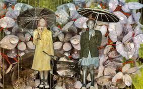 Artist Profile: Maude May opening at Guardino Gallery — Bolt Fabric  Boutique   Portland, Oregon