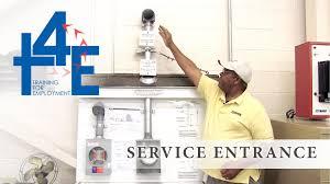 te service entrance t4e service entrance