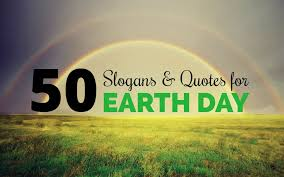 Earth Day Quotes Delectable Stumped 48 Slogans And Quotes For Earth Day