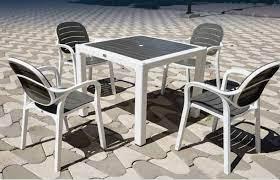 5pcs garden patio outdoor furniture set