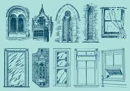 window drawing. Perfect Window Window Drawings Intended Drawing