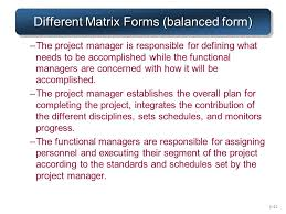 balanced form chapter 3 organization structure culture ppt video online download
