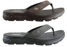 skechers thongs. new skechers on the go 400 visita mens comfortable thongs flip flops skechers thongs