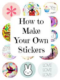 diy stickers printing how to print your own stickers using picmonkey use this tutorial