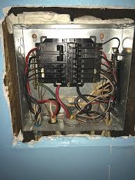 mobile home service panel wiring diagram wiring diagrams Mobile Home Wiring Problems mobile home panel wiring wiring diagram database need to replace this service panel in mobile home electrical home electrical wiring diagrams mobile home