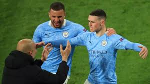 Dynamic' Foden takes Man City into Champions League semi-final clash with  PSG