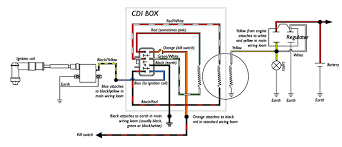 converting from ac cdi to dc cdi electronics forum circuits trx setup