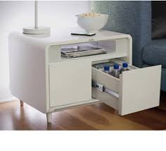 tech furniture. Sobro Smart End Table. Contemporary Furniture Tech -