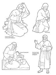 Small Picture Joseph Smith First Vision Coloring Page Free Cmpbaker With Joseph