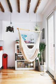 Hanging Chairs for Bedrooms for Kids | Wicker Hammock Chair | Chairs That  Hang From The