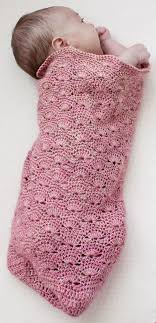 Free Crochet Pattern Fascinating Free Crochet Pattern Snuggly Wave Cocoon Storey Publishing